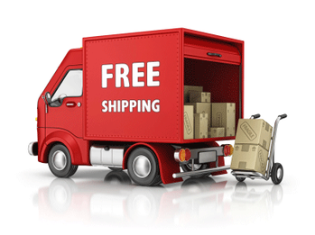 Free shipping delivery